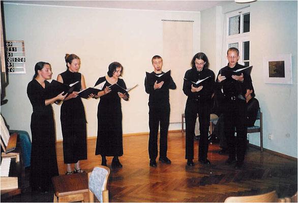 die Cantorianer 2003